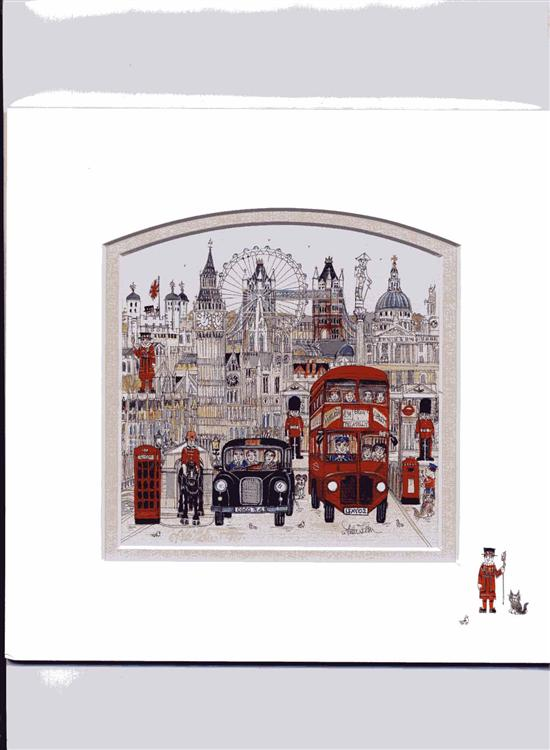 The London Bus